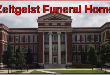 "At Zeitgeist Funeral Home, We Put The ""Fun"" In Funerals!"